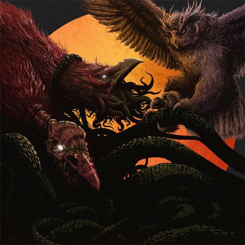RAD OWL / MADISON BEAST  (CD)