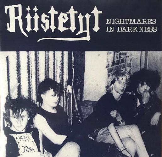 RIISTETYT / NIGHTMARES IN DARKNESS (LP)