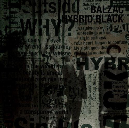 BALZAC / HYBRID BLACK