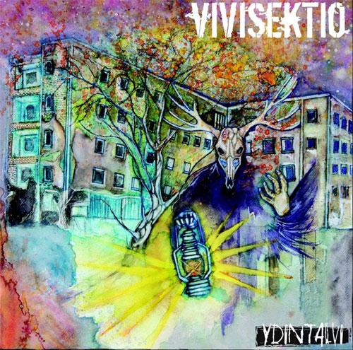 "VIVISEKTIO / YDINTALVI EP (7"")"
