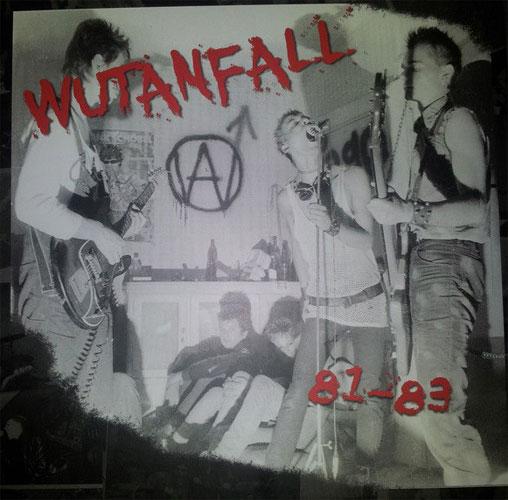 WUTANFALL / 81-83 (2LP)