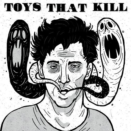 TOYS THAT KILL / IRON CHIC / SPLIT (LP)