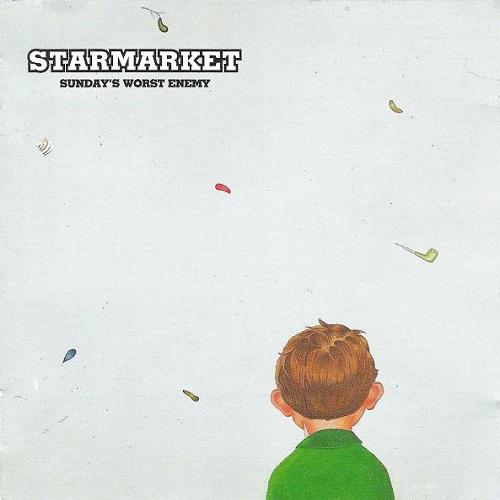 STARMARKET / スターマーケット / Sunday's Worst Enemy(紙ジャケット / リマスター盤)