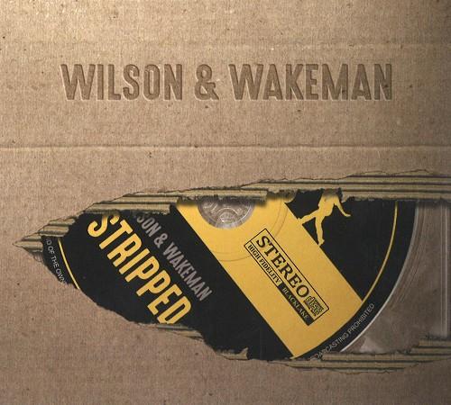 DAMIAN WILSON & ADAM WAKEMAN / DAMIAN WILSON/ADAM WAKEMAN / STRIPPED