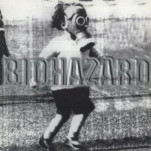 BIOHAZARD / バイオハザード / STATE OF THE WORLD ADDRESS (LP)
