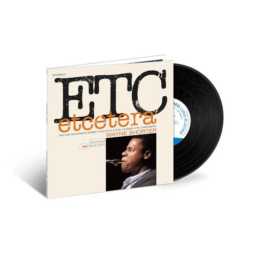 WAYNE SHORTER / ウェイン・ショーター / Etcetera(LP/180g/Tone Poets vinyl)