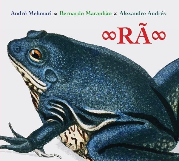 ALEXANDRE ANDRES & ANDRE MEHMARI & BERNARDO MARANHAO / アレシャンドリ・アンドレス & アンドレ・メマーリ & ベルナルド・マラニャォン / RA