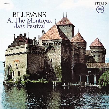 BILL EVANS / ビル・エヴァンス / At The Montreux Jazz Festival(LP/200g)