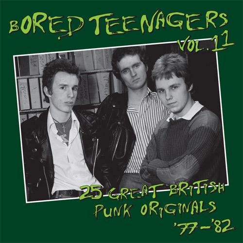 VA (BIN LINER RECORDS) / BORED TEENAGERS VOL.11