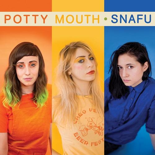 POTTY MOUTH / SNAFU