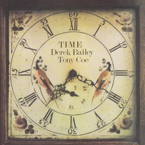 DEREK BAILEY / デレク・ベイリー / Time(2LP)