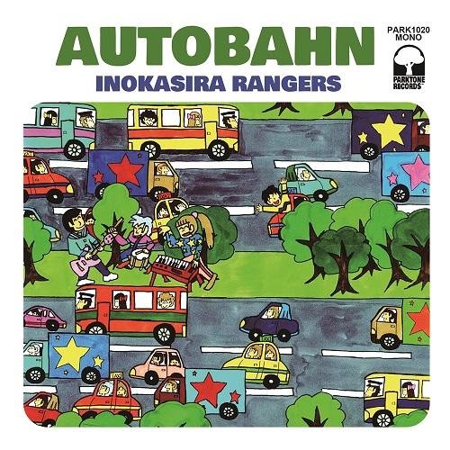 "INOKASHIRA RANGERS / 井の頭レンジャーズ / Autobahn / Black or White (7"")"