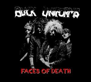BLACK UNIFORMS / ブラックユニフォームズ / FACES OF DEATH