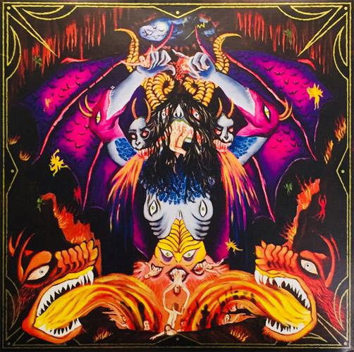 DEVIL MASTER / SATAN SPITS ON CHILDREN OF LIGHT
