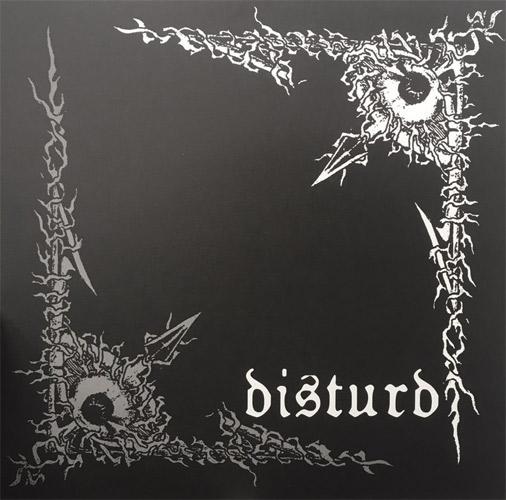 DISTURD / DARK (LP)