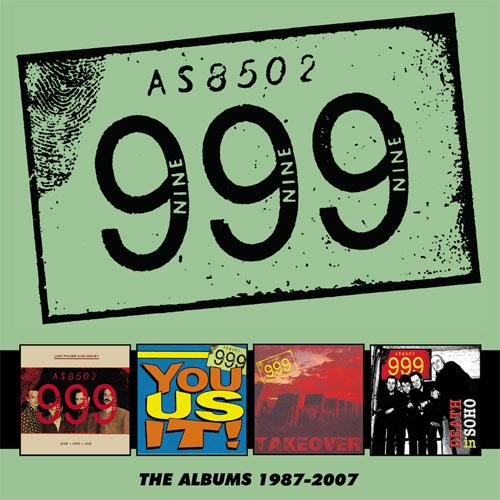 Nine Nine Nine / 999 / ジ・アルバムズ:1987-2007