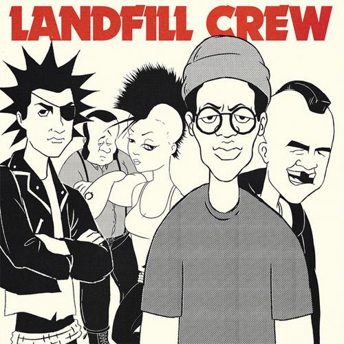 "LANDFILL CREW / LANDFILL CREW (7""*2)"