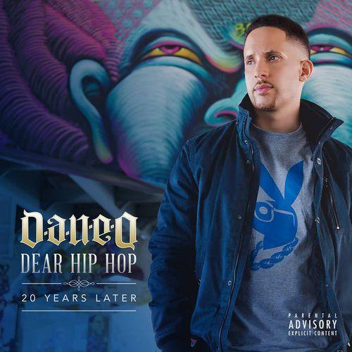 """DAN-E-O / DEAR HIP HOP: 20 YEARS LATER """"CD"""""""