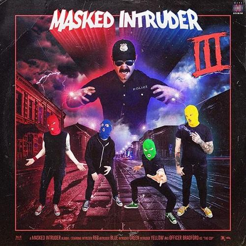 MASKED INTRUDER / III