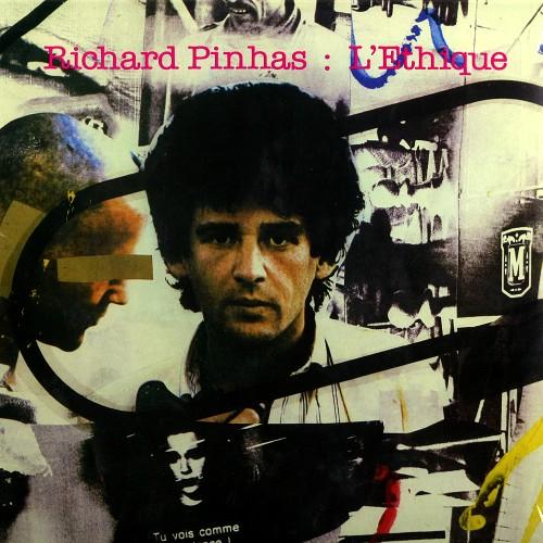 RICHARD PINHAS / L'ETHIQUE - 180g LIMITED VINYL