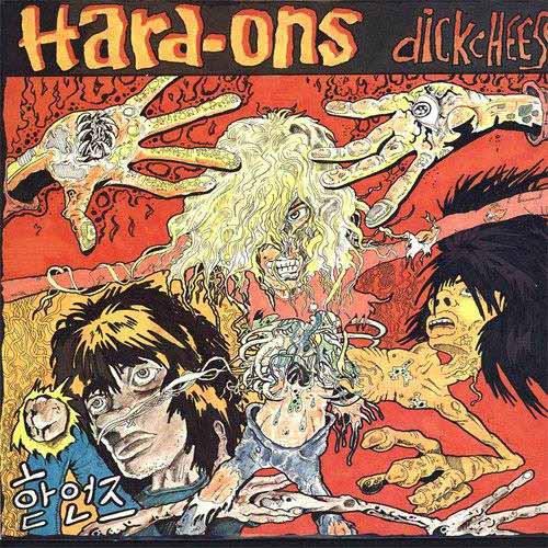 HARD-ONS / ハードオンズ / DICKCHEESE (LP)
