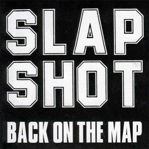 SLAPSHOT / BACK ON THE MAP (LP)