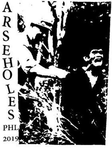 ARSEHOLES / PHL 2019 (CASSETTE)