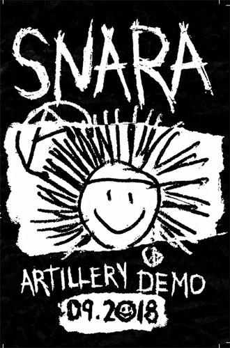 SNARA / ARTILLERY DEMO (CASSETTE)