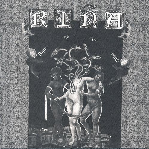 """RINA (PUNK) / AQUI NO ERES NADIE (7"""")"""