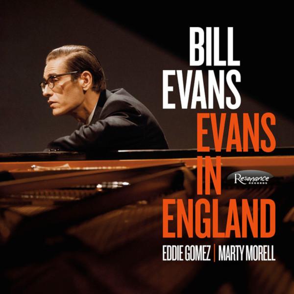 BILL EVANS / ビル・エヴァンス / EVANS IN ENGLAND / エヴァンス・イン・イングランド