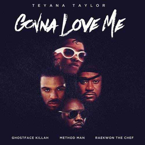 "TEYANA TAYLOR / GONNA LOVE ME / WTP 12"""