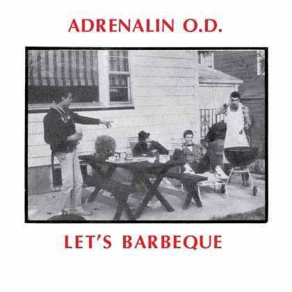 "ADRENALIN O.D. / アドレナリン・オー・ディー / LET'S BBQ MILLENNIUM EDITION (12"")"