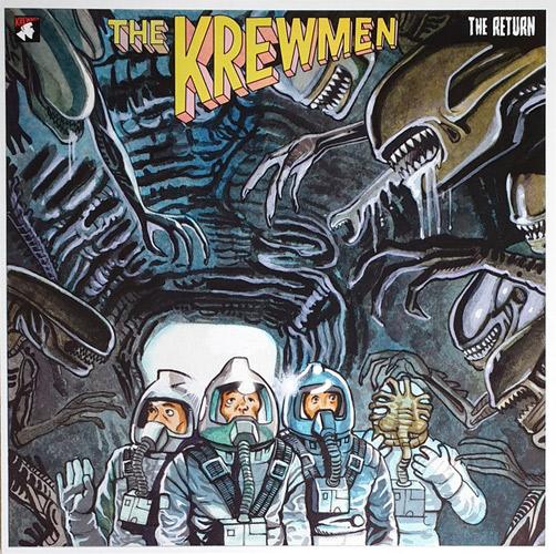 KREWMEN / クリューメン / RETURN (LP)