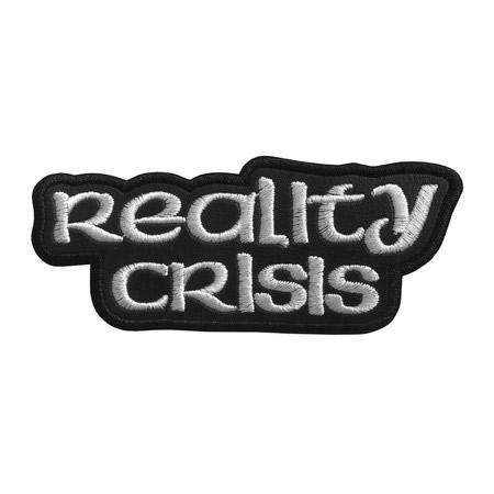 REALITY CRISIS / REALITY CRISIS オフィシャル刺繍パッチ