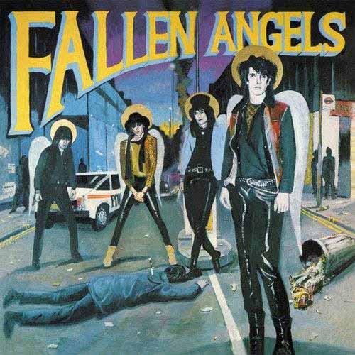 FALLEN ANGELS / FALLEN ANGELS (2LP)