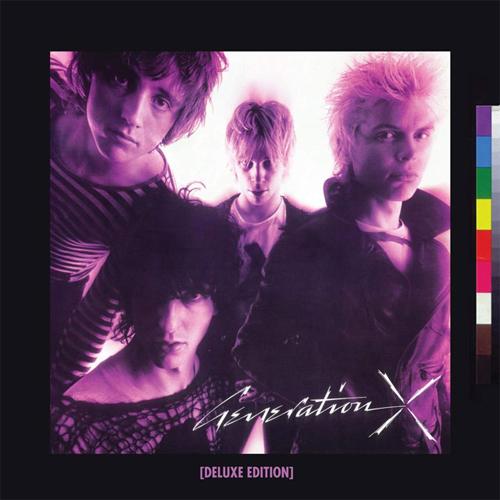 GENERATION X / ジェネレーション・エックス / GENERATION X (2CD/DELUXE EDITION)