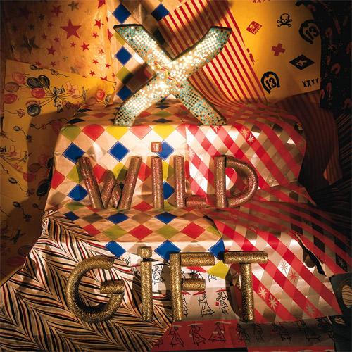 X (US) / WILD GIFT (LP/REISSUE)