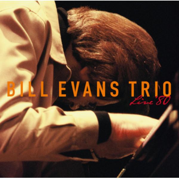 BILL EVANS / ビル・エヴァンス / LIVE'80