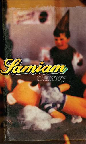 SAMIAM / サマイアム / CLUMSY (CASSETTE)