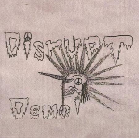 "DISRUPT / DEMO 88 (7"")"