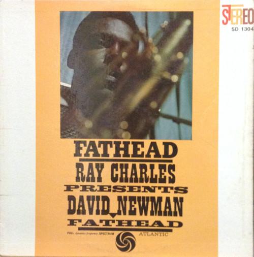 "Fathead(LP/180g)/DAVID FATHEAD  NEWMAN/デヴィッド・""ファットヘッド""・ニューマン|JAZZ|ディスクユニオン・オンラインショップ|diskunion.net"