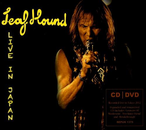 LEAF HOUND / リーフハウンド / LIVE IN JAPAN: CD+DVD