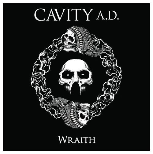CAVITY / キャビティー / WRAITH (LP)