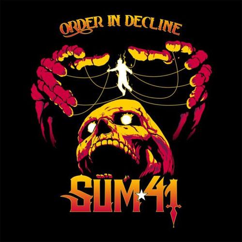 SUM 41 / Order In Decline (国内盤)