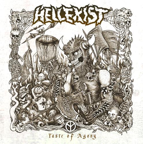 HELLEXIST / TASTE OF AGONY