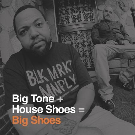 """BIG TONE + HOUSE SHOES / ビッグ・トーン+ハウス・シューズ / BIG SHOES """"2LP"""""""