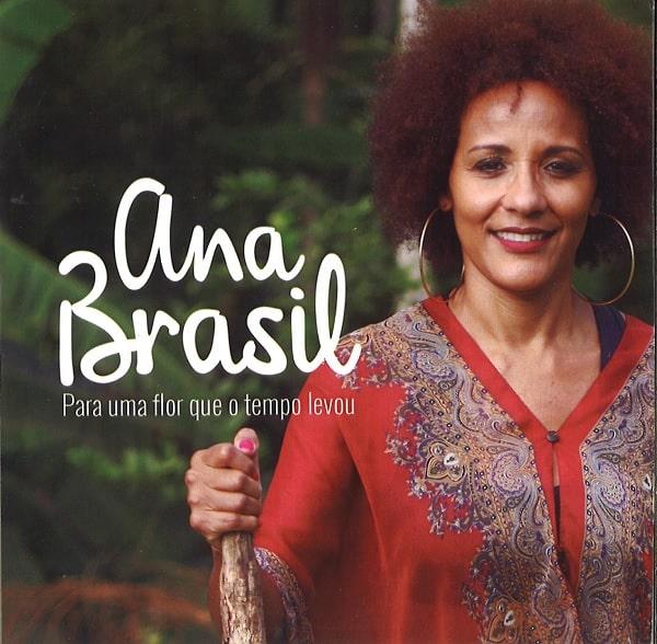 ANA BRASIL E RONALDO PEREZ / アナ・ブラジル & ホナルド・ペレス / PARA UMA FLOR QUE O TEMPO LEVOU
