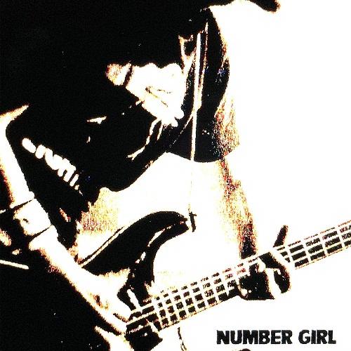 NUMBER GIRL / ナンバーガール / LIVE ALBUM 感電の記憶 TOUR NUM-HEAVYMETALLIC 2002.5.19 日比谷野外大音楽堂