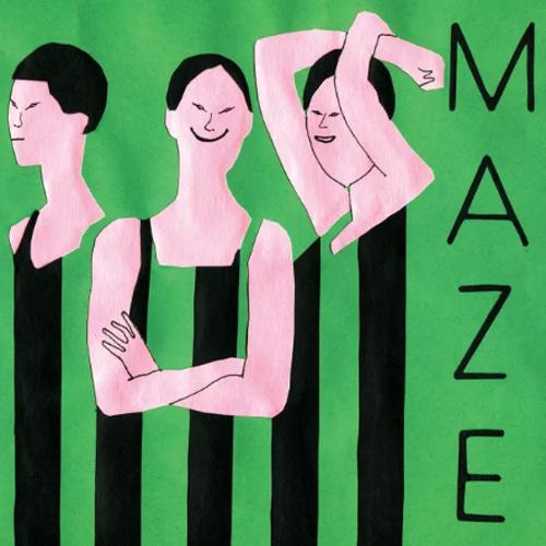 "M.A.Z.E. / MAZE (12"")"