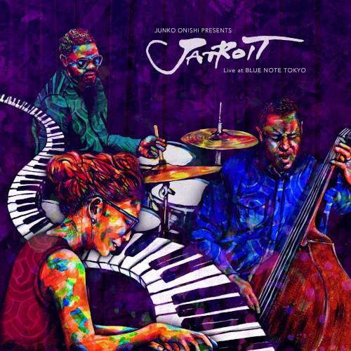 JUNKO ONISHI / 大西順子 / JUNKO ONISHI presents JATROIT Live at BLUE NOTE TOKYO